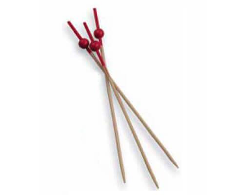 451927-14206-garcia-de-pou-brocheta-bola-roja-12cm