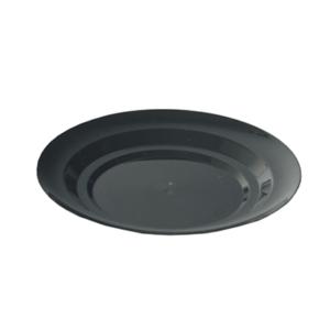460339-11266-papstar-plato-un-uso-catering-negro-12cm