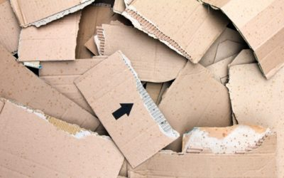 ¿Todos los papeles para fabricar cartón son reciclados?