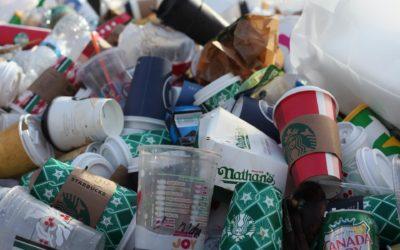 ¿Por qué no debemos usar plásticos en el sector hostelero?